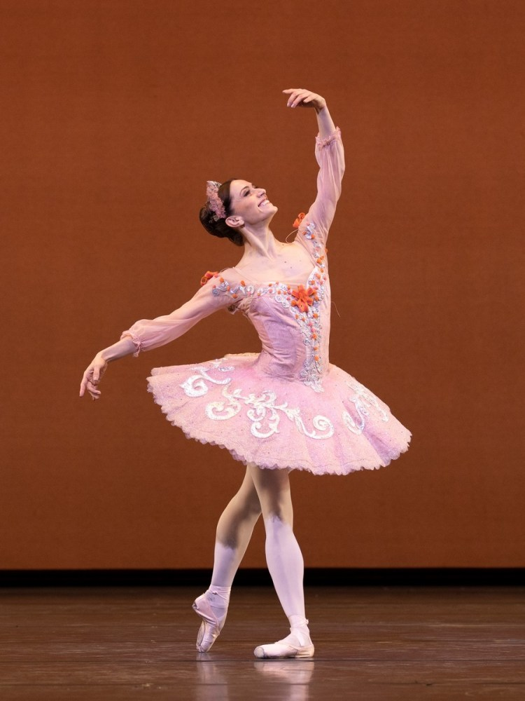 Marianela Nunez in The Sleeping Beauty photo by Andrej Uspenski ROH