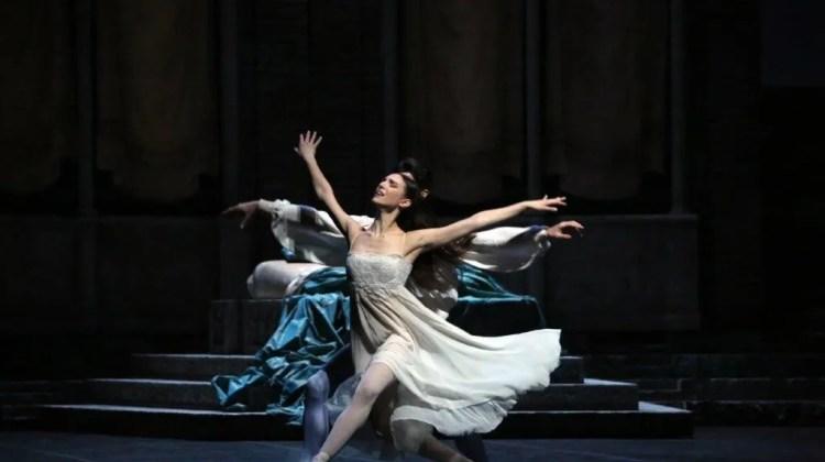 Martina Arduino in Romeo and Juliet, photo Brescia e Amisano, Teatro alla Scala
