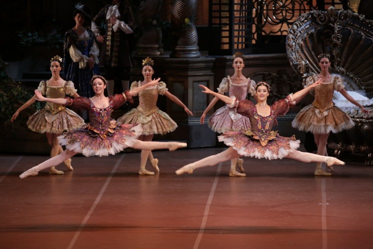 06 The Sleeping Beauty, with Gaia Andreanò and Alessandra Vassallo