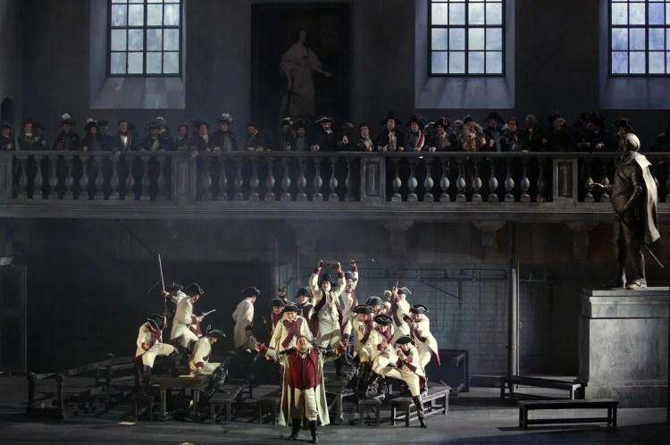 08 I masnadieri, photo Brescia e Amisano, Teatro alla Scala 2019