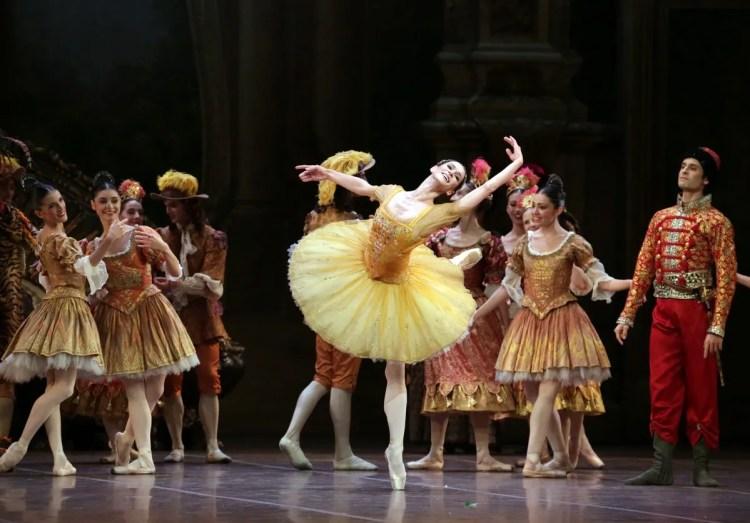 16 The Sleeping Beauty, with Polina Semionova