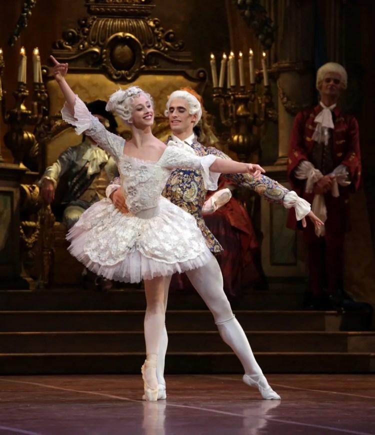 33 The Sleeping Beauty, with Virna Toppi Nicola Del Freo