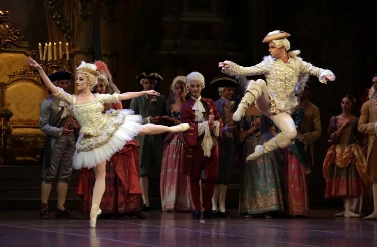 41 The Sleeping Beauty, with Antonella Albano and Federico Fresi