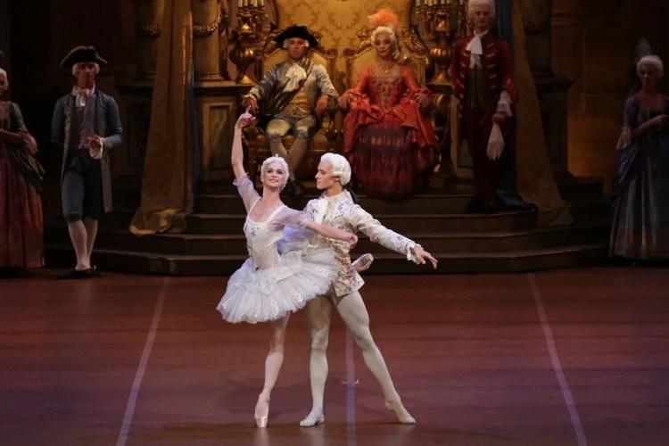 44 The Sleeping Beauty, with Polina Semionova and Timofej Andrijashenko