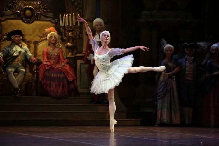 51 The Sleeping Beauty, with Polina Semionova