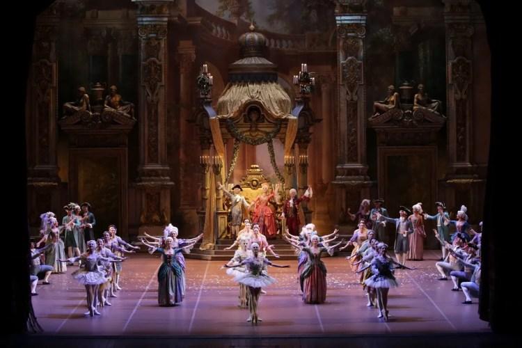 54 The Sleeping Beauty, finale