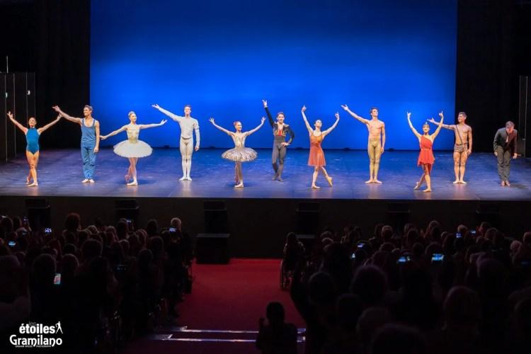 Curtain call, Les Etoiles, Ravenna Festival 2019 © Graham Spicer, Daniele Cipriani Entertainment