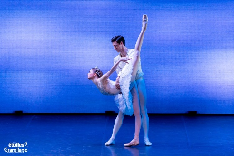 Diamonds (from Balanchine's Jewels) with Alena Kovaleva and Jacopo Tissi © Graham Spicer, Daniele Cipriani Entertainment 2