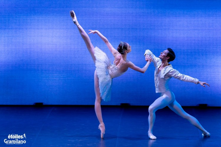 Diamonds (from Balanchine's Jewels) with Alena Kovaleva and Jacopo Tissi © Graham Spicer, Daniele Cipriani Entertainment 3