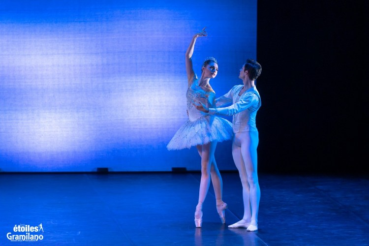 Diamonds (from Balanchine's Jewels) with Alena Kovaleva and Jacopo Tissi © Graham Spicer, Daniele Cipriani Entertainment 4