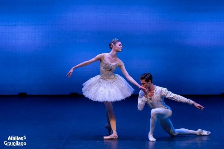 Diamonds (from Balanchine's Jewels) with Alena Kovaleva and Jacopo Tissi © Graham Spicer, Daniele Cipriani Entertainment 7