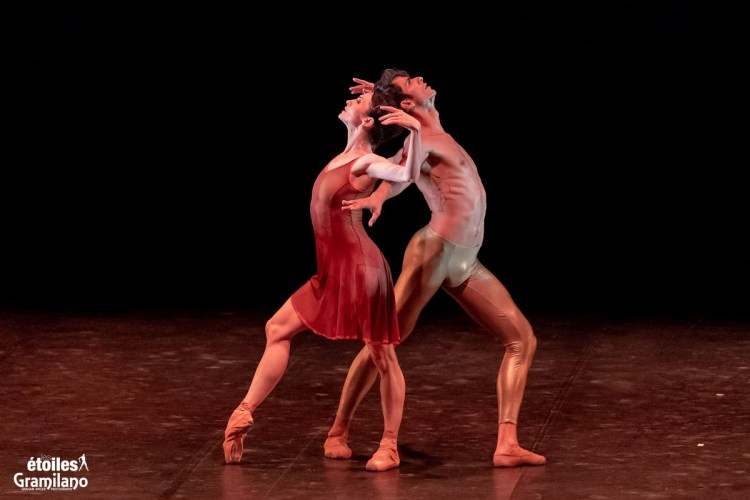 Duet with with Anna Tsygankova and Constantine Allen © Graham Spicer, Daniele Cipriani Entertainment 5