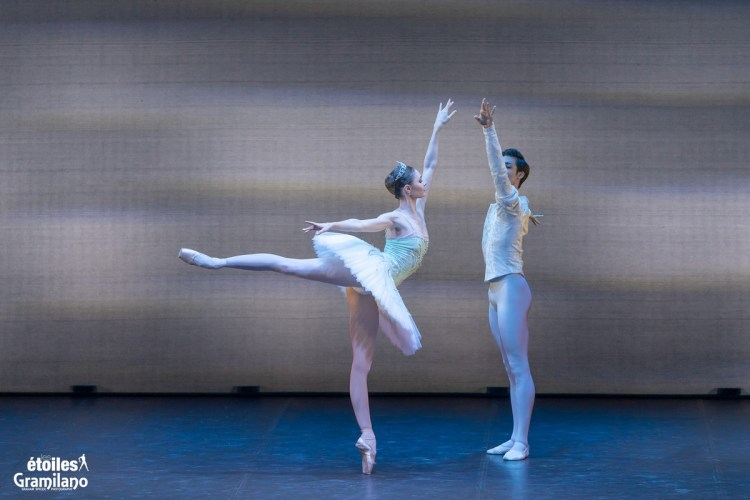 Grand Pas Classique with with Alena Kovaleva and Jacopo Tissi © Graham Spicer, Daniele Cipriani Entertainment 3