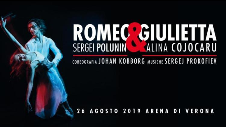 Johan Kobborg's Romeo and Juliet with Sergei Polunin and Alina Cojocaru, Verona 2019