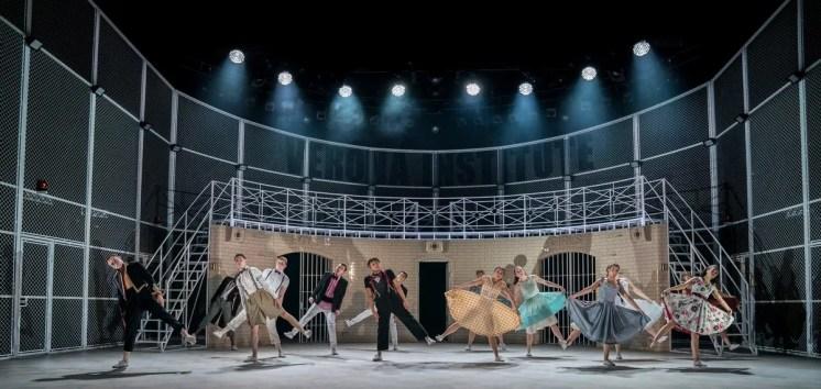 Matthew Bourne, Romeo and Juliet, Capulet Company (2)
