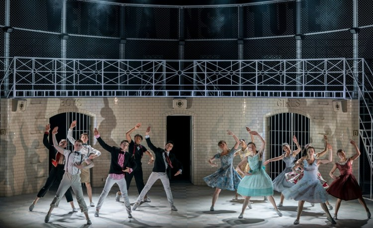 Matthew Bourne, Romeo and Juliet, Capulet Company