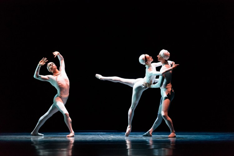 Monotones ll The Royal Ballet, Marianela Nunez, Valeri Hristov, Edward Watson,