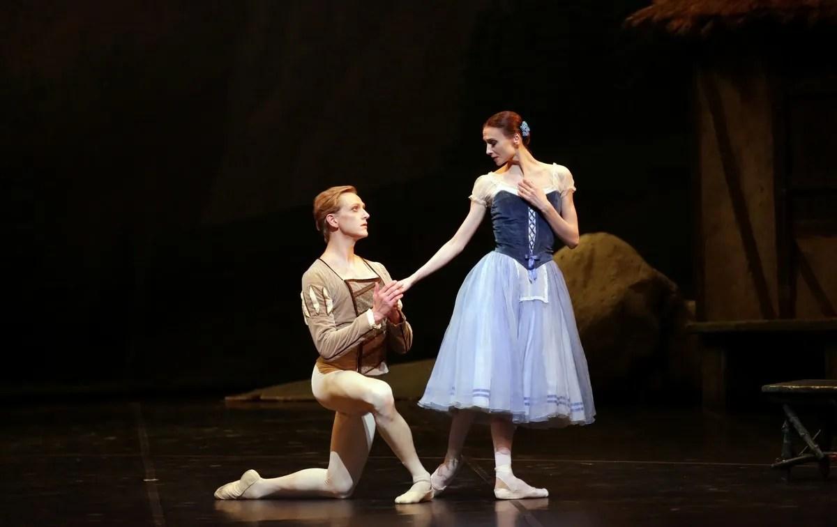 01 Giselle with Svetlana Zakharova e David Hallberg (2) @ Brescia e Amisano, Teatro alla Scala 2019