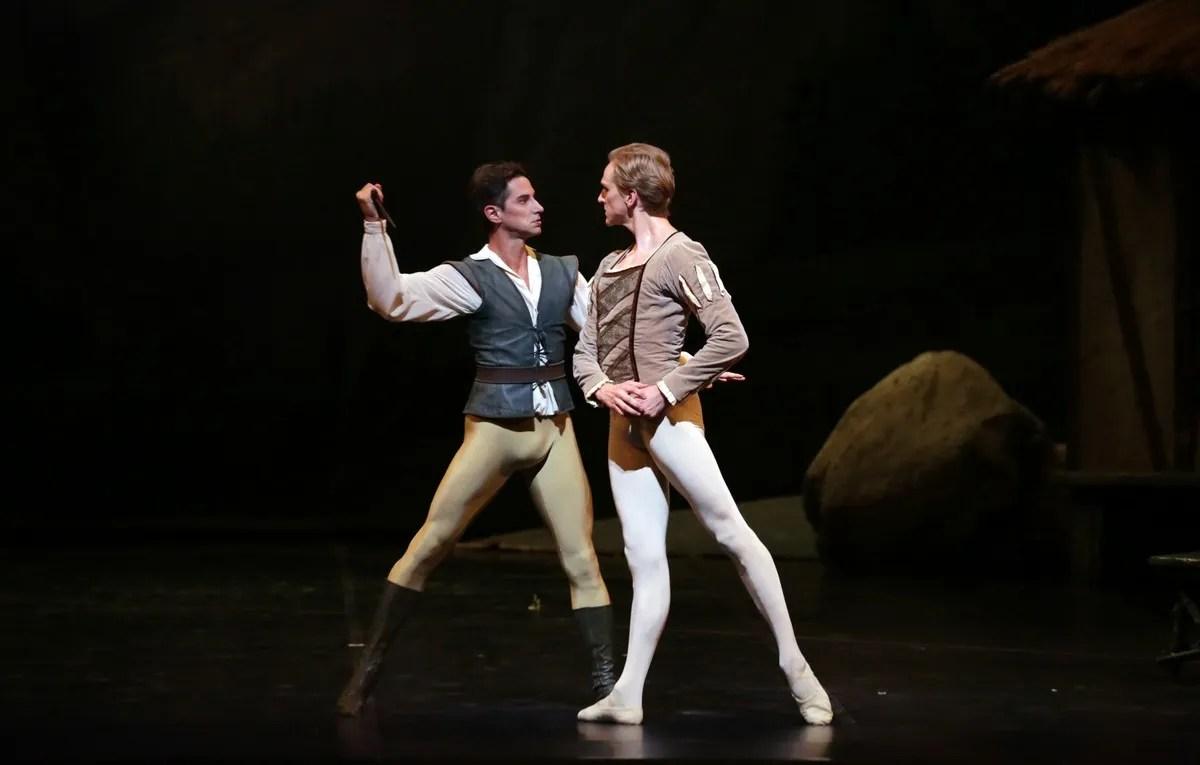 02 Giselle with David Hallberg Mick Zeni @ Brescia e Amisano, Teatro alla Scala 2019