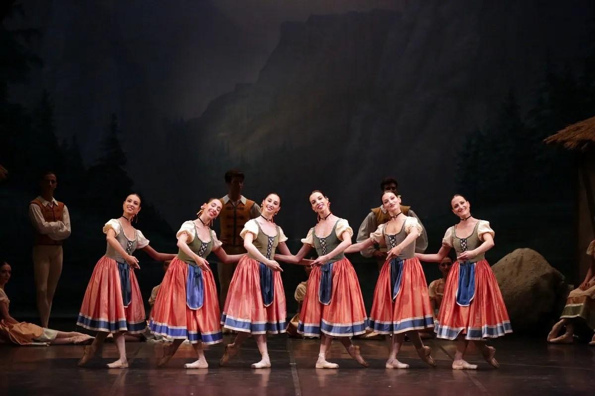 06 Giselle's friends @ Brescia e Amisano, Teatro alla Scala 2019
