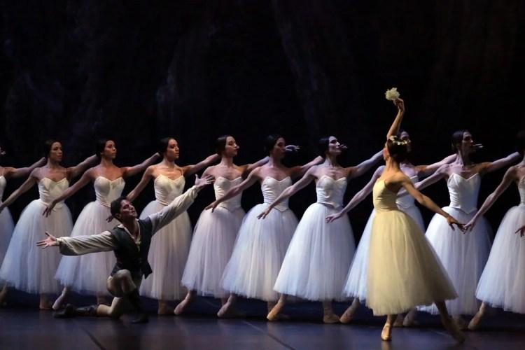 13 Giselle with Mick Zeni and Maria Celeste Losa @ Brescia e Amisano, Teatro alla Scala 2019