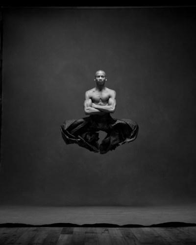 Eric Underwood, Former Soloist, Royal Ballet Clothing by KeithLink © Ken Browar and Deborah Ory