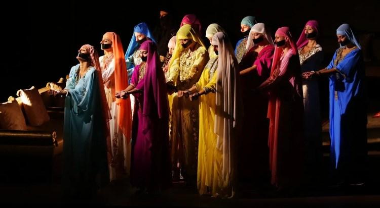 Giulio Cesare © Brescia e Amisano, Teatro alla Scala 2019 01
