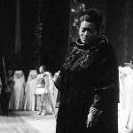 Jessye Norman in Aida in 1972, photo Erio Piccagliani, crop