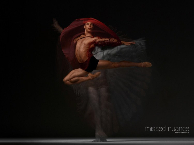 Missed Nuance featuring Jake Mangakahia of The Australian Ballet
