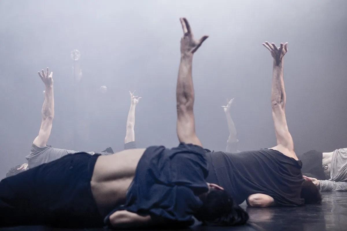 Susanna Beltrami's Ballade, preghiera profana, photo by Lorenza Daverio 18 007