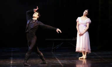 09 Onegin with Roberto Bolle and Marianela Nuñez photo by Brescia and Amisano, Teatro alla Scala 2019