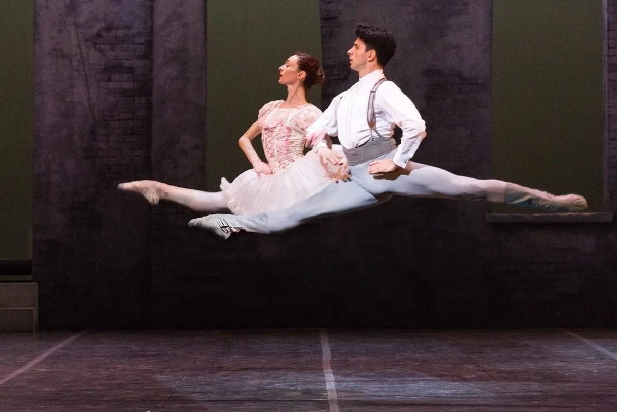 Alessandro Macario in Coppélia by Roland Petit, Teatro San Carlo
