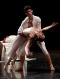 Alessandro Macario in Romeo and Juliet by Massimo Moricone with Anbeta Toromani, Opera di Bratislava