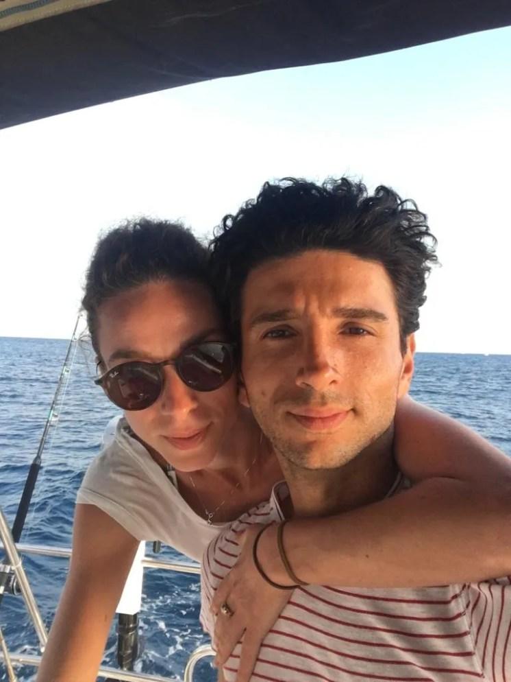 Alessandro and Anbeta