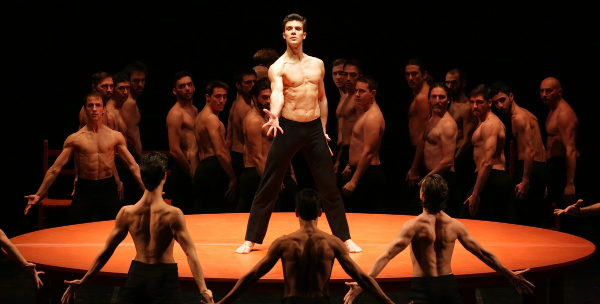 Boléro with Roberto Bolle photo by Brescia e Amisano Teatro alla Scala, 2019 (12)