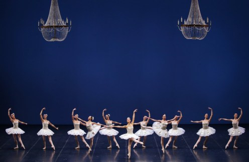 George Balanchine's Symphony in C © School of American Ballet 2019 01