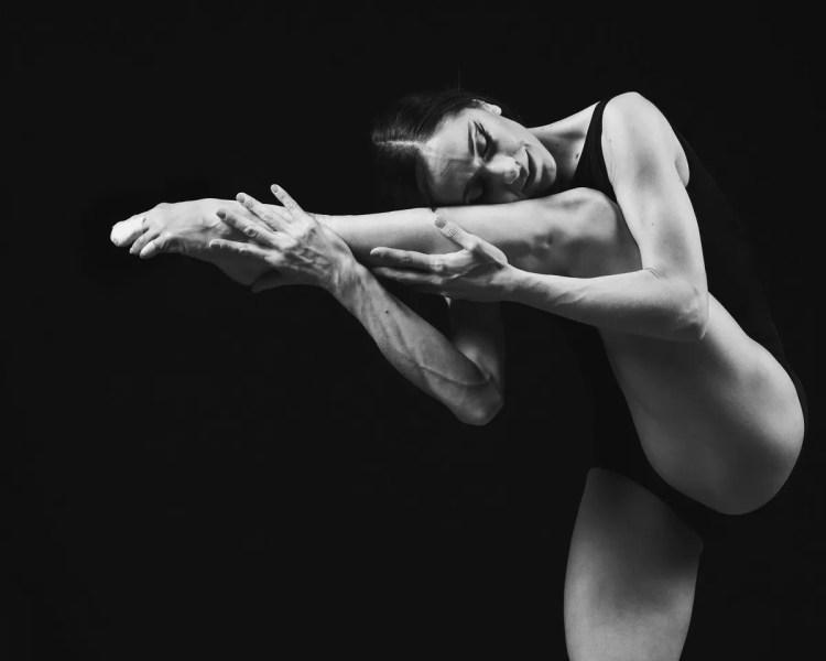 Marianela Nunez shot for Humanity magazine, photographed and guest edited by Paola Kudacki