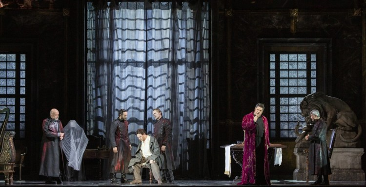 17 Tosca photo by Brescia e Amisano, Teatro alla Scala 2019