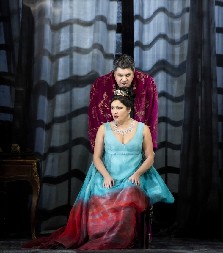 21 Tosca with Netrebko and Salsi, photo by Brescia e Amisano, Teatro alla Scala 2019