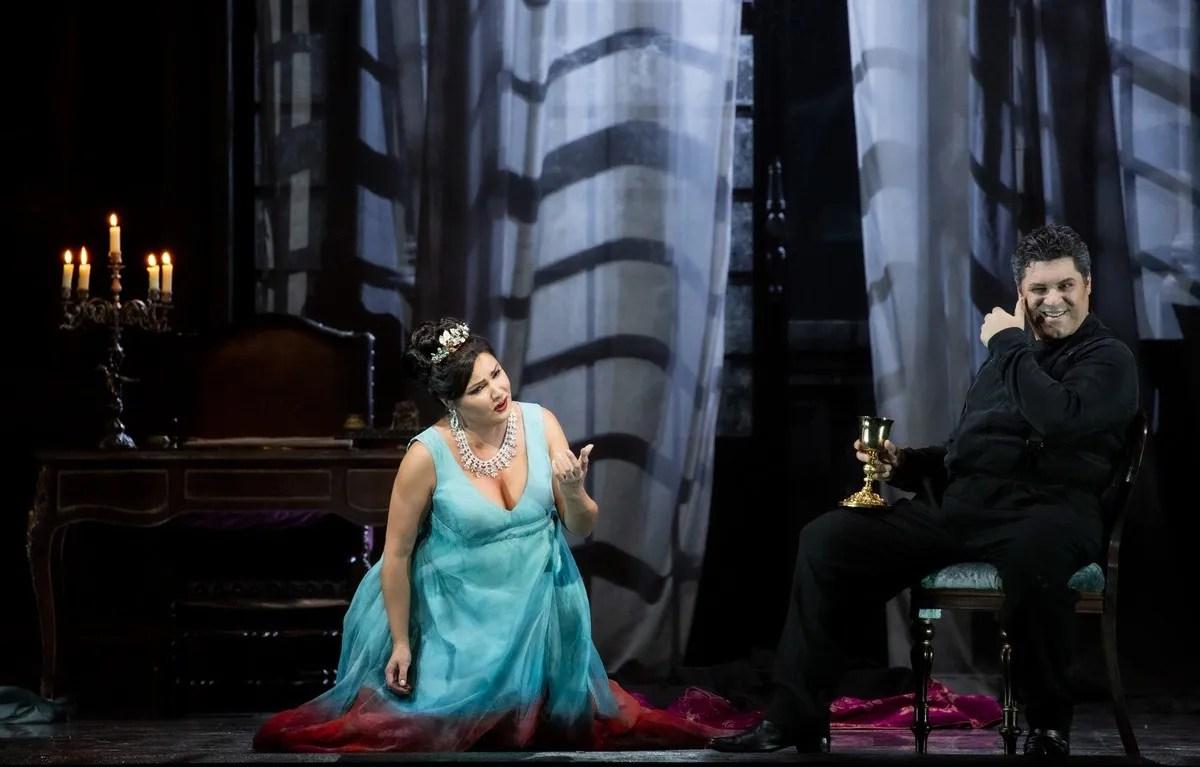 25 Tosca with Netrebko and Salsi, photo by Brescia e Amisano, Teatro alla Scala 2019