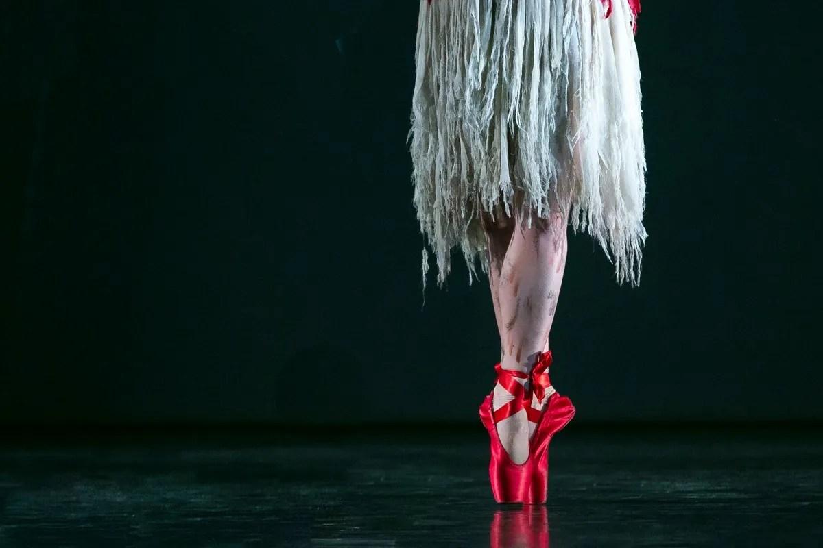 Matthew Bourne's The Red Shoes © Dasa Wharton, 2019 17