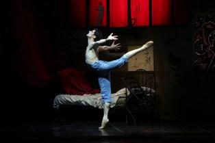 Le Jeune homme et la Mort, Nicola Del Freo, photo Brescia e Amisano Teatro alla Scala (8)