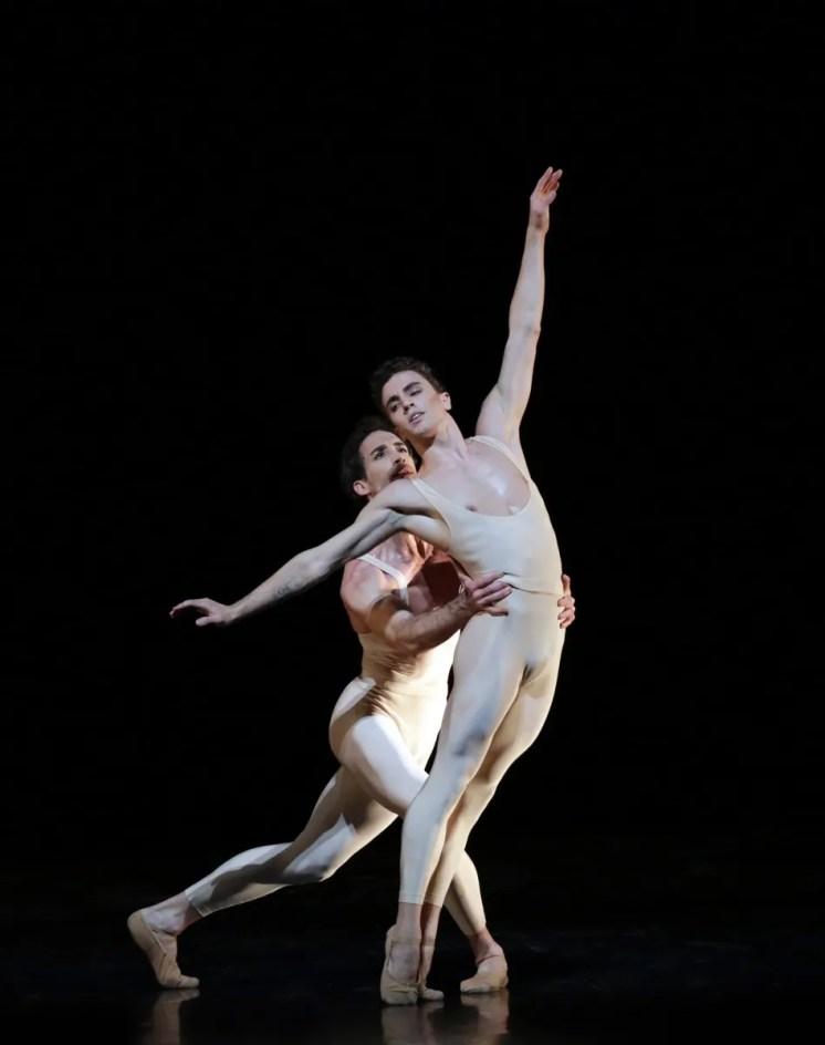 Le combat des anges, Domenico Di Cristo and Gabriele Corrado, photo Brescia e Amisano Teatro alla Scala (5)