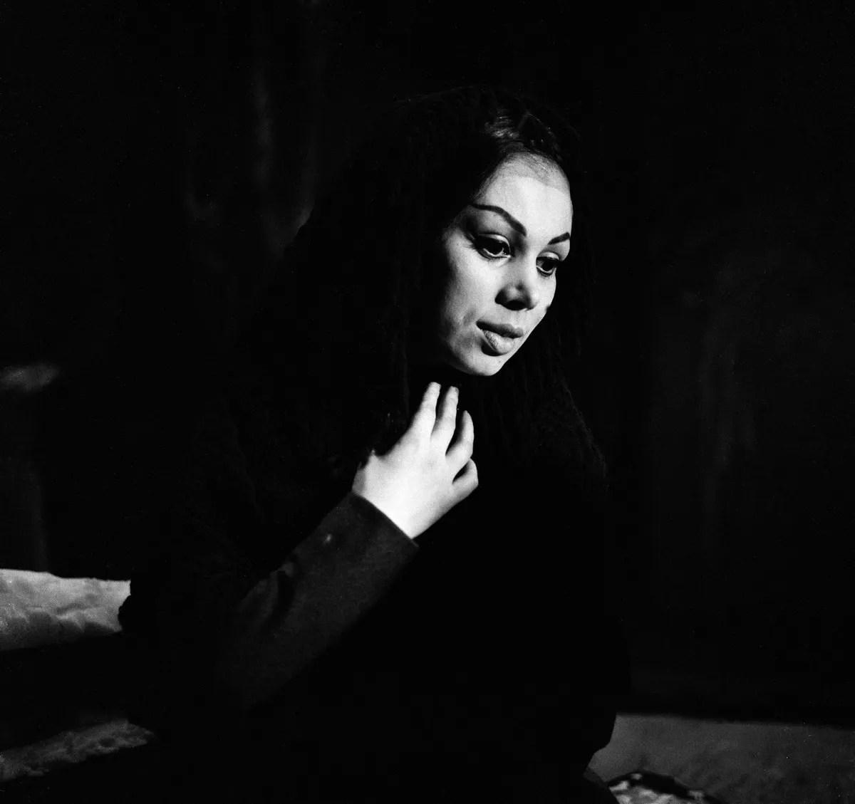 Mirella Freni in La bohème in 1963 photo by Piccagliani
