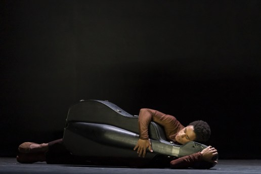 The Cellist. Marcelino Sambe. ©ROH, 2020. Photographed by Bill Cooper. (5)