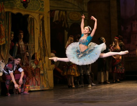 09 English National Ballet in Le Corsaire with Erina Takahashi @ Dasa Wharton