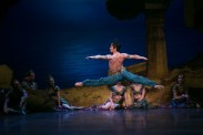 15 English National Ballet in Le Corsaire with Jeffrey Cirio @ Dasa Wharton