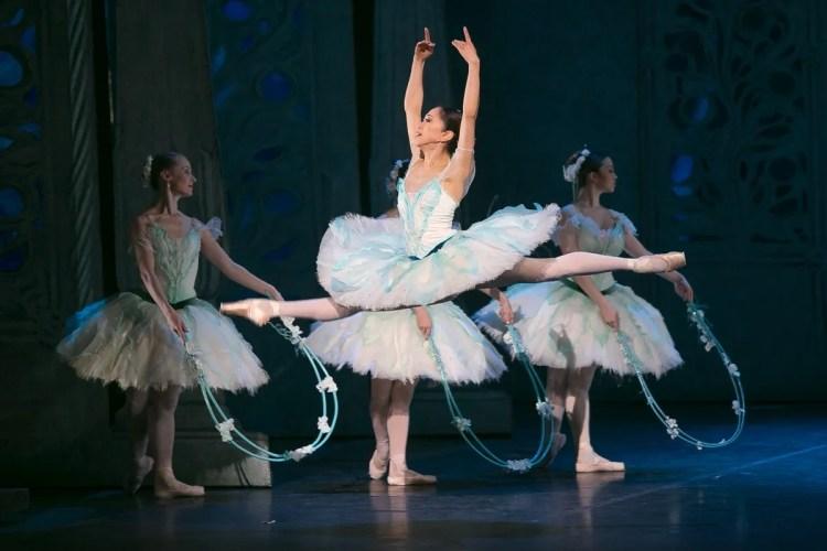 22 English National Ballet in Le Corsaire with Erina Takahashi @ Dasa Wharton
