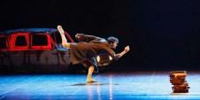 Io, Don Chisciotte with the Balletto di Roma 06