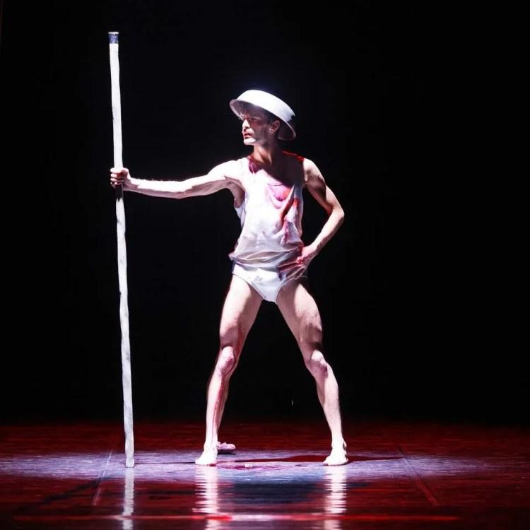 Io, Don Chisciotte with the Balletto di Roma 12